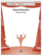 School Detective - Concert Band