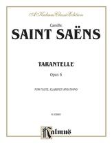 Saint-Saëns: Tarantelle, Op. 6 - Mixed Ensembles