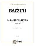 Bazzini: La Ronde des Lutins (Scherzo Fantastique, Op. 25) - String Instruments