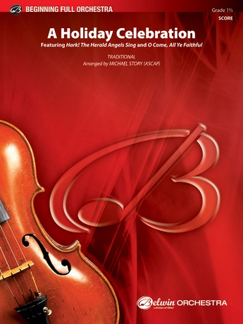 A Holiday Celebration - Full Orchestra