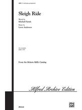 Sleigh Ride - Choral
