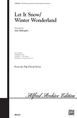 Let It Snow / Winter Wonderland - Choral