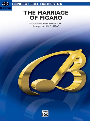 The Marriage of Figaro -- Overture - Full Orchestra