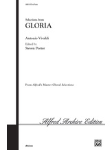Gloria, Selections from (3 movements) - Choral