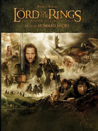 Concerning Hobbits - Piano