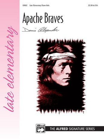 Apache Braves - Piano
