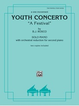 "Youth Concerto ""A Festival"" - Piano Duo (2 Pianos, 4 Hands) - Piano Duets & Four Hands"
