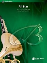 All Star: (wp) 1st B-flat Trombone T.C. -