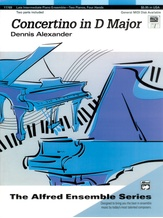 Concertino in D Major - Piano Duo (2 Pianos, 4 Hands) - Piano Duets & Four Hands