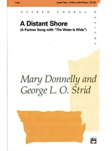 A Distant Shore (The Water Is Wide) - Choral