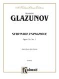 Glazunov: Serenade Espagnole, Op. 20, No. 2 - String Instruments