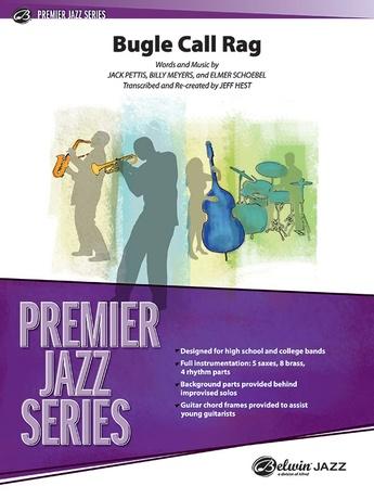 Bugle Call Rag: 1st Trombone: Jack Pettis | Jazz Ensemble Sheet Music