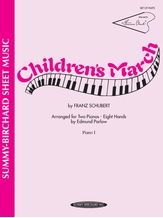 Children's March - Piano Quartet (2 Pianos, 8 Hands) - Piano