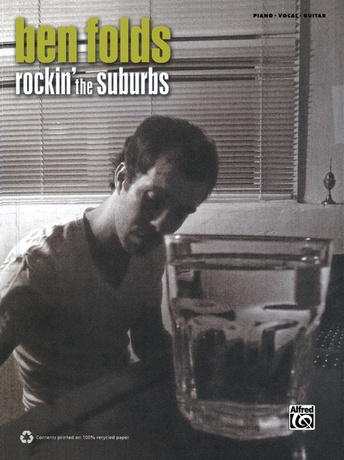 Rockin' The Suburbs - Piano/Vocal/Chords