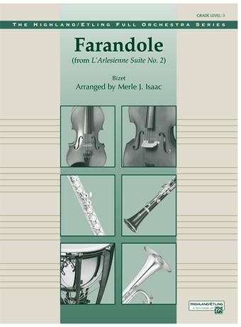 Farandole - Full Orchestra
