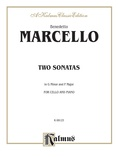 Marcello: Two Sonatas in G Minor and F Major - String Instruments