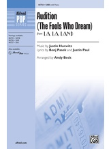 Audition (The Fools Who Dream) - Choral