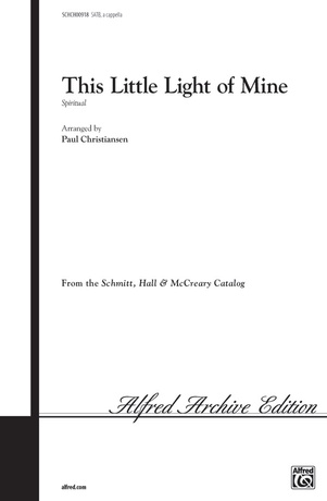 This Little Light of Mine - Choral
