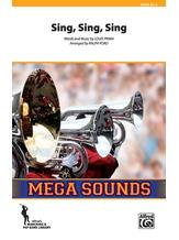 Sing, Sing, Sing - Marching Band