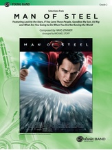Man of Steel, Selections from - Concert Band
