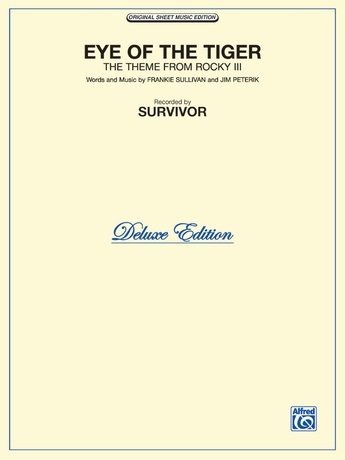 Eye of the Tiger (Theme from Rocky III): Survivor | Piano/Vocal ...
