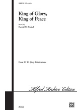 King of Glory, King of Peace - Choral