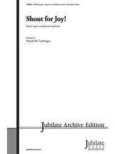 Shout for Joy! - Choral