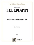 Telemann: Fantasies for Piano - Piano