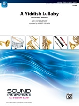 A Yiddish Lullaby - Concert Band