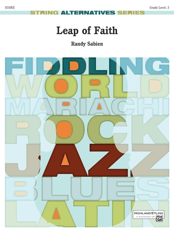 Leap of Faith - String Orchestra