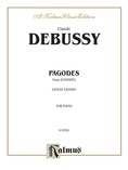 Debussy: Pagodes (from Estampes) - Piano