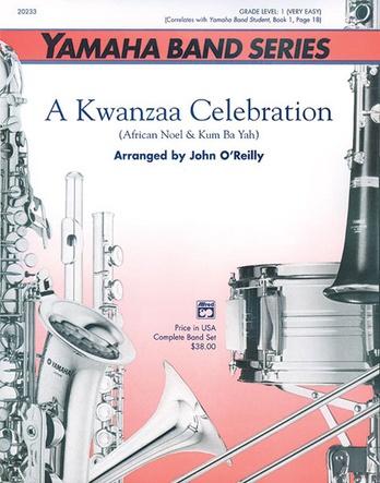 A Kwanzaa Celebration - Concert Band