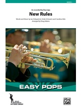 New Rules - Marching Band