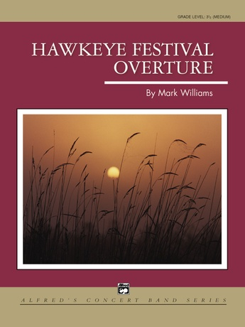 Hawkeye Festival Overture - Concert Band