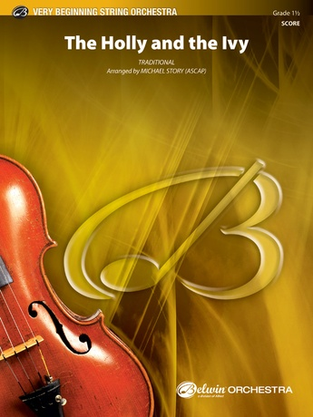 The Holly and the Ivy - String Orchestra