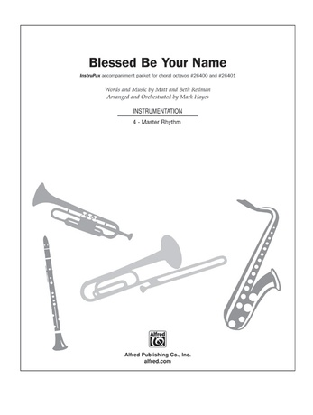 Blessed Be Your Name - Choral Pax