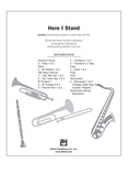 Here I Stand - Choral Pax