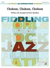 Chukum, Chukum, Chukum - String Orchestra