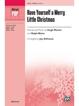 Have Yourself a Merry Little Christmas - Choral
