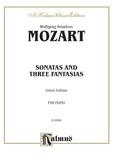 Mozart: Sonatas (Urtext) - Piano