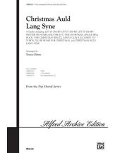 Christmas Auld Lang Syne (A Medley) - Choral