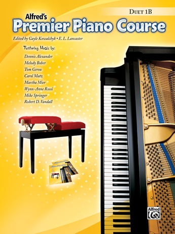 Premier Piano Course, Duet 1B - Piano Duets & Four Hands