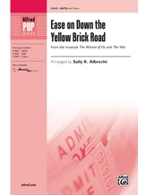 Ease on Down the Yellow Brick Road - Choral