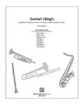 Cantar! (Sing!) - Choral Pax