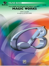 Magic Works (from Harry Potter and the Goblet of Fire) - Concert Band