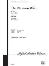 The Christmas Waltz - Choral