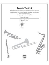 Found/Tonight - Choral Pax