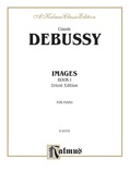 Debussy: Images (Volume I) - Piano