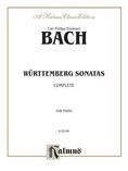 Bach: The Württenburg Sonatas (Complete) - Piano
