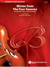 Winter from The Four Seasons - String Orchestra